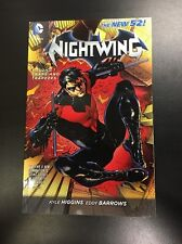 Nightwing #1 - Traps and Trapezes ([October] 2012, DC)