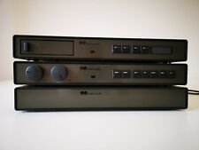 Naim Audio NAC92 and NAP90 pre and Stereo power amplifiers + NAC03 3.5 CD Player