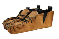 SHEEP SHEARING MOCCASIN - Elasticated or Traditional