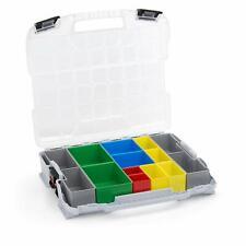 Bosch Sortimo W-BOXX 102 Sortimentskoffer Kunststoff mit Einlagen 440x405x102mm