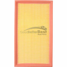 One New OPparts Air Filter 12833018 for Mercedes MB CLK430