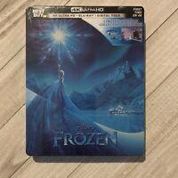 New Frozen 4K Ultra HD + Blu-ray/Digital Copy Steelbook™ Bestbuy Exclusive USA
