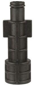 "AQT Annovi Reverberi Pressure Washer Bayonet Snow Foam Lance Adaptor 1/4"""