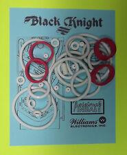 1980 Williams Black Knight pinball rubber ring kit