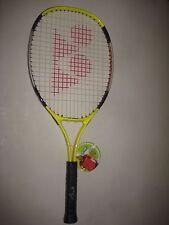 Ana Ivanović (Serbia) signed Yonex Tennis Racquet (yellow) + Coa & Photo Proof