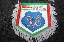 petit Fanion )) SURINAME FOOTBALL ASSOCIATION  **