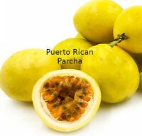 PUERTO RICAN PARCHA-PASSIFLORAEDULIS-PASSION FRUIT-MARACUYA-PARCHITA-20 SEEDS