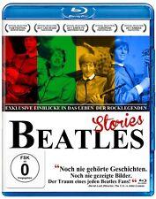 Beatles Stories (Exklusive einblicke in das Leben der Rocklegenden Doku) BLU-RAY