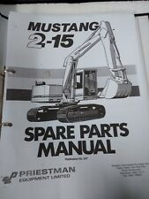 priestman m215 parts book