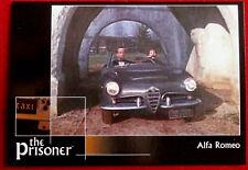 THE PRISONER, VOLUME 2 - Card #29 - Alfa Romeo - Factory Ent. 2010