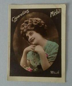 Photo Advertising Cigarettes Mélia Algiers Wilje