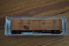 MICRO TRAINS N Scale Gauge Train WAGON CAR WEATHERED PACIFIC FRUIT EXPRESS PFE