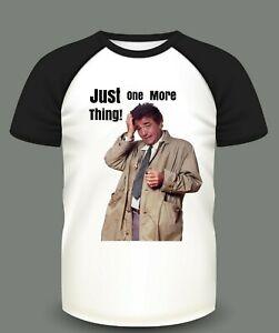 Mens t-shirt MEDIUM Movie Columbo Tv series America Woman Unisex UK Seller