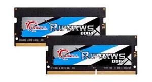 G.Skill SO-DIMM 16GB DDR4-2400 Kit (2 x 8 GB) Arbeitsspeicher