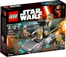 V) LEGO LEGO Star War (75131) Battle pack épisode 7 Heroes