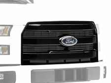 SpeedForm Upper Replacement Grille Gloss Black Ford F-150 2015 2016 2017