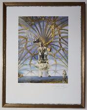 """Salvador Dali """"Santiago el Grande"""" Lithograph Limited 2000 pcs."""
