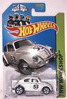 Hot Wheels 2014 HW Workshop #191 Volkswagen VW Beetle #53 Herbie The Love Bug