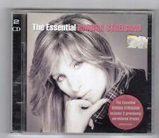 (HZ134) The Essential Barbra Streisand - 2002 double CD