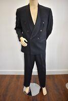 Moda tallia Designer Black Men's tuxedo Size 42 On Sale