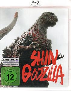Shin Godzilla - Blu-ray
