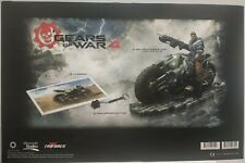 GEARS OF WAR 4 COLLECTOR'S EDITION EXCLUSIVE LITOGRAPH ACTION FIGURE JD FENIX