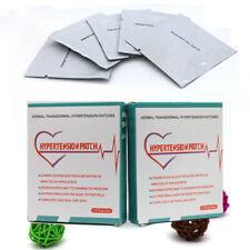 14patch High Blood Pressure Plaster Herbal Hypertension Patch Blood Vessel Clean
