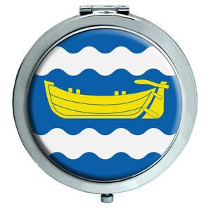 Uusimaa (Finlandia) Espejo Compacto