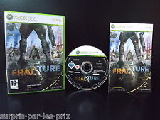 FRACTURE XBOX 360 COMPLET