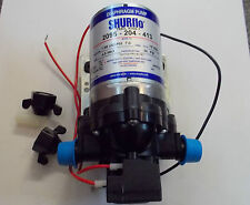 Shurflo Water Pump 30psi 12V 2.1 Bar Automatic Trail King Caravan Motorhome Boat