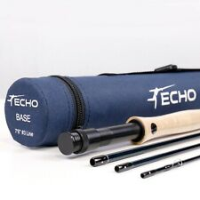 Echo Base Fly Rod 7 FT 6 IN 3 WT - FREE FAST SHIPPING