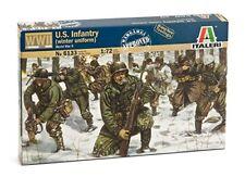 Italeri 6133 - US Infantry (winter Uniform) Scala 1/72