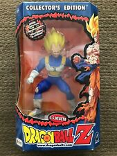 Irwin Toy Dragonball Z Collector's Edition S.S. Vegeta
