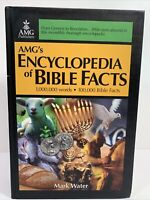 AMG's Encyclopedia of Bible Facts by Mark Water (2004, Hardcover)