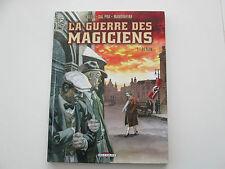 LA GUERRE DES MAGICIENS T1 EO2011 TBE BERLIN EDITION ORIGINALE