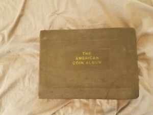 Meghrig Coin Album The American Coin Album Mint and Proof Set 34 pages #2