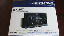 "New listing Alpine Ilx-207 7"" In-Dash Digital Media Receiver W/ Apple Carplay Android Audio"