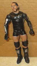 MVP WWE Mattel Basic Series 4 Wrestling Figure WWF Wrestler All Black Gear nXt