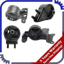 For Kia Sephia 1.6L Fwd 1994-1997 Engine Motor Mount 2651 6432 6752 2648 4Pcs (Fits: Kia Sephia)