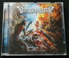 VINTERGATA Lands Of Plague CD Mixed, Remastered, Sympho black Metal Dimmu Borgir