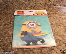 Despicable Me 2 Minions Treat Loot Bags 8 ct  Party Favors Supplies NEW