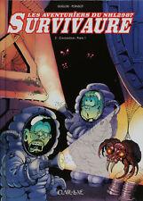 BD occasion Survivaure Survivaure, Colonisation - Partie 1 Clair de Lune