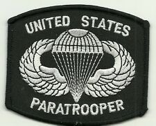 Army Paratrooper   PATCH