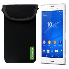 Komodo Neopreno Bolsa Funda Para Sony Xperia Z3 calcetín Bolsillo Funda Protectora Uk Nuevos