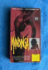 MANDINGA VHS Tape 1976 Cult Sleaze Unrated Version Edde Entertainment