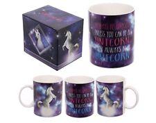 Laura Billingham - Magestic Unicorn Design Bone China Mug - Wiccan_Pagan (W56)