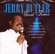 JERRY BUTLER - GOOD TIMES (NEW SEALED CD)