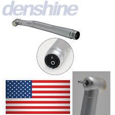 【US】 Denshine Fast High Speed Handpiece 2-hole 1-way standard push button stable