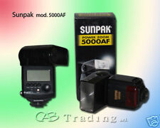 Sunpak Flash Power Zoom 5000 AF per Nikon