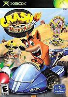 Crash Nitro Kart (Microsoft Xbox, 2003) Complete - Tested